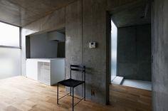 Apartment with Windcourt by Tekuto