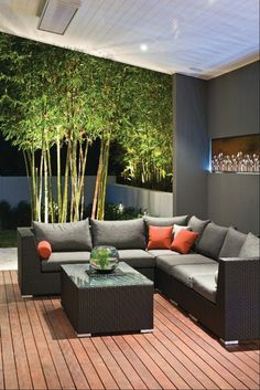 Spectacular outdoor design