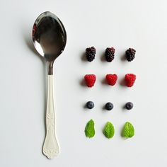 Tant Johanna - Part 4 #cutlery #berries #food