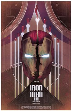 The best fan made poster for Iron Man 3
