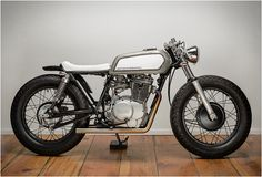YAMAHA XS400 | BY SPIN CYCLE INDUSTRIES | Image #yamaha #motorcycle