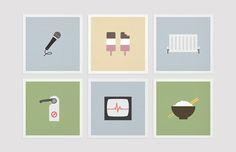 Matthew Hancock #hancock #simplicity #design #graphic #food #illustration #matthew