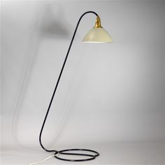 Floor lamp, Scandinavia 1950´s. | ModernTribute #wwwmoderntributecom #http
