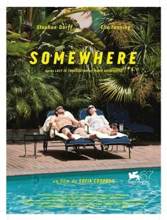 Merde! - meowell: saw this movie this weekend. LOVEd it.... #movie #poster #somewhere