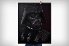 Evan Travelstead | AeroStudio #print #starwars #vader #star #poster #darth #type #travelstead #typography