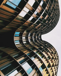 Striking Architecture Photography in Stockholm and Copenhagen