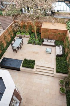 Source Randle Siddeley #garden #design #modern