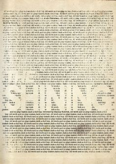 Likes | Tumblr #movie #shining #poster #typography