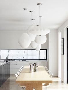 kitchen #interior #photo #design #decor #photography #architecture #minimal #light #decoration