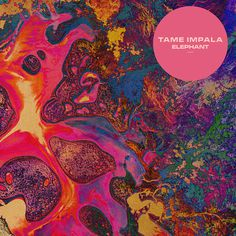 Beautiful album art for Tame Impala by Leif Podhjaski