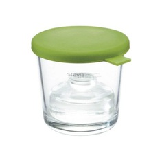 Quick Pickle Maker Quickly get your pickle fix with the Quick Pickle Maker! It allows you to quickly and conveniently make your own pickles. It also has a glass body with an airtight silicone lid to prevent spilling and expelling odor.