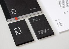 BERG Design for Print, Screen & Environment #business #card #berg #stationery #letterhead