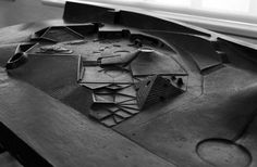 Design with Play: Isamu Noguchi Playscapes #models #isamu #landscapes #urbanism #noguchi