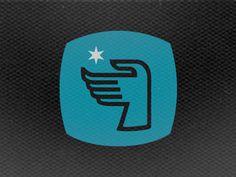 Dribbble - Logo Exploration by Curtis Jinkins #logo