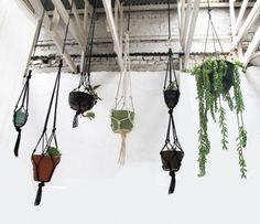 Portavasi sospesi fai da te: idee da copiare | Community Garden #interior #garden #design