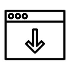 See more icon inspiration related to download, ui, inbox, multimedia option, down arrow, orientation, downloading, multimedia, direction and arrows on Flaticon.