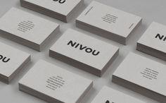 Charlotte Thorstvedt #card #branding