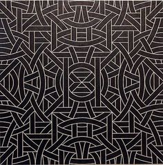Valerie Jaudon #geometry #islamic #patterns
