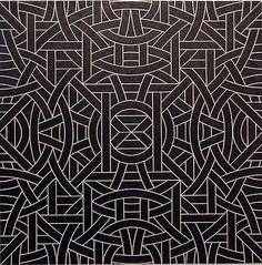 瓦莱丽Jaudon的 #geometry #islamic #patterns