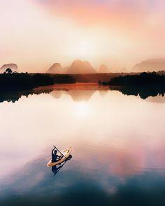 Stunning Instagrams by Chanipol Kusolcharttum