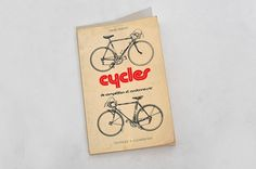 convoy #cycles #book #manual