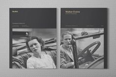 Walker Evans —TAWEESAK TOMONGKOL #cover #editorial #book