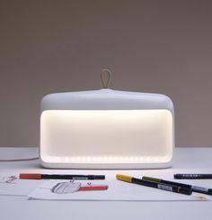 naica lamp by daniel debiasi + federico sandri for ligne roset #lamp