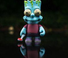 Bart Simpson Zombie #simpson