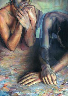 DAVID AGENJO #art #paintings #davidagenjo