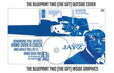 THE JAY-Z PROJECT. #nick #jayz #design #spanos #shawn #jay #carter #york #z #rap #cd #package #new