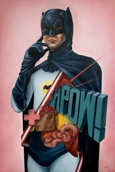 this isn't happiness™ photo caption contains external link #illustration #batman