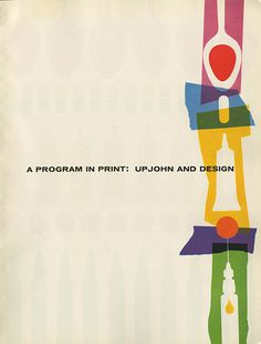 Will Burtin PRINT Mag #illustration #design #graphic