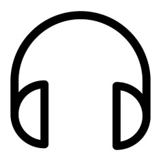 See more icon inspiration related to audio, sound, headphones, earphones and technology on Flaticon.