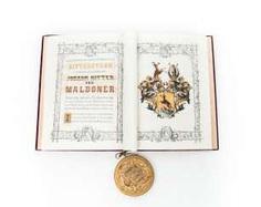 Imperial Austrian nobility diploma,