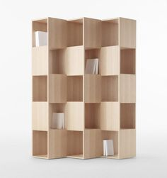Image Spark - Image tagged #geometry #books #minimalism #wood #furniture #bookshelf