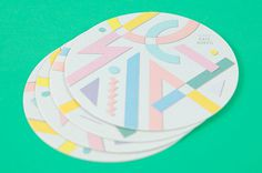 TYPO LONDON katemoross #design #graphic