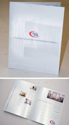 Industrial Finishing Systems | Brochure #arnold #print #design #graphic #coat #powder #metallic #brochure