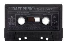 Julien Roubinet - Cassette - Homework by Daft Punk #daftpunk #cassette #vintage #julienroubinet