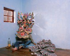 Waska Tatay by Thomas Rousset and Raphaël Verona | iGNANT.de #spirit #photo #ritual #mask