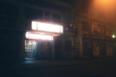 Cinematic and Cyberpunk Urban Photography by Felipe OA
