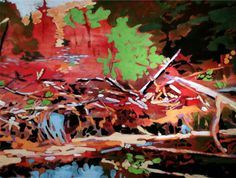 Bright, Emotional and Dynamic Landscape Art - #art