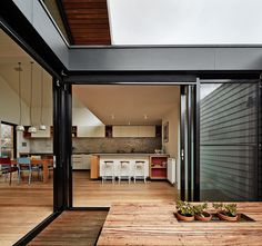 M House MAKE Architecture - A successful modification for more natural light - HomeWorldDesign (6) #interior #house #design #melbourne #architecture