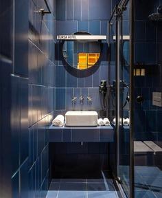 Bursa Hotel – Conceptual Space with Distinctive Design and Multiple Functionalities - InteriorZine #hotel #hoteldesign