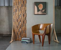 Wood Wall Panels for Inspirational Space