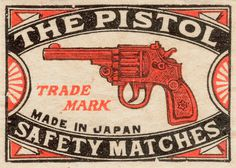 Poltergeist Δ #matches #the pistol