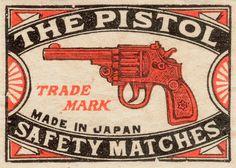 Poltergeist Δ #matches #the pistol