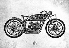 Cafe Racer by bmd design on the Behance Network