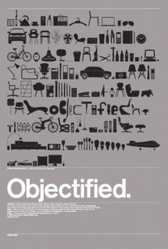 objectified_poster1-thumb-500x740-4817.gif (GIF-Grafik, 499x740 Pixel) #poster #modernism #akzidenz grotesk #movie #two tone #build #objecti