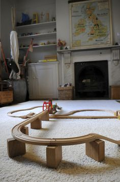 4esther #interior #train #toys #design #deco #decoration