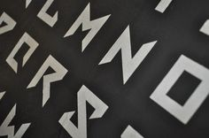 Strata Jack Elder Graphic Design #amazing #ruddy #stata #geometric #typeface
